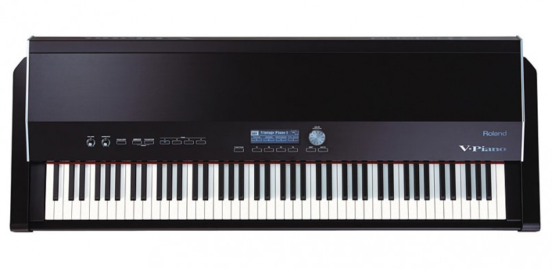 Roland V Piano Review