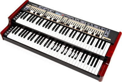 Clavia Nord C2 Review