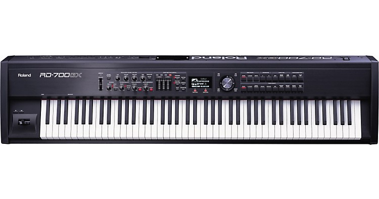Roland RD700 GX Review