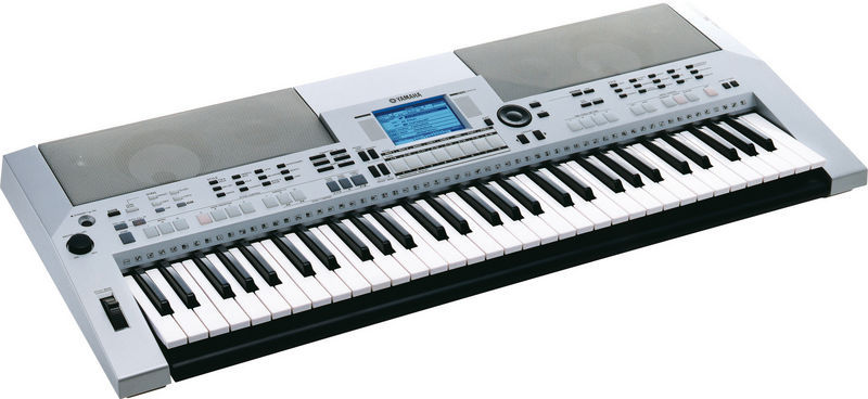Yamaha PSR S550 Review