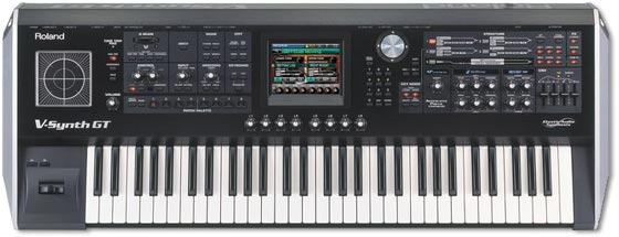Roland V-Synth GT Review