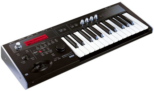 Korg MicroX Review