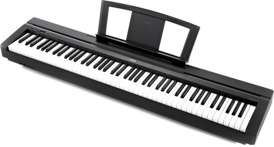 yamaha p 45 review piano keyboard reviews