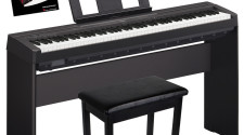 Yamaha p45b review