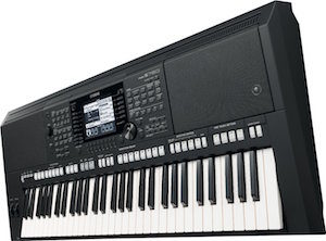 Yamaha PSR Series PSRS750 review