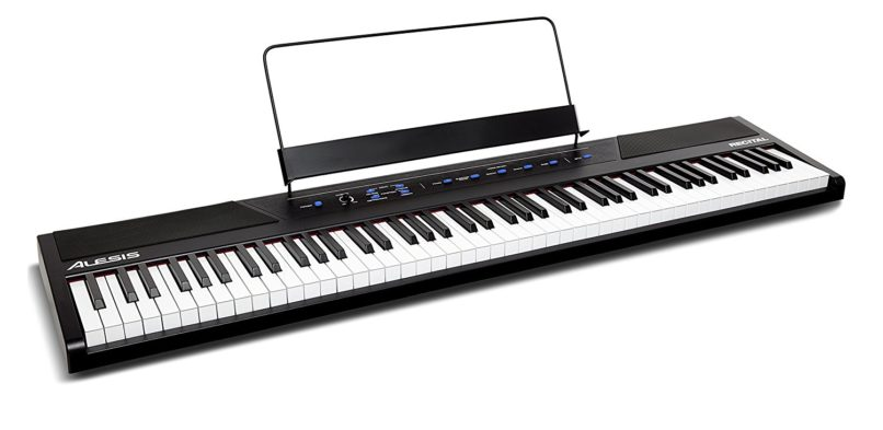 Alesis Recital 88-Key Beginner Digital Piano Review