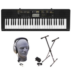 Casio CTK2400 is the most affordable and best electric piano under 500 dollars