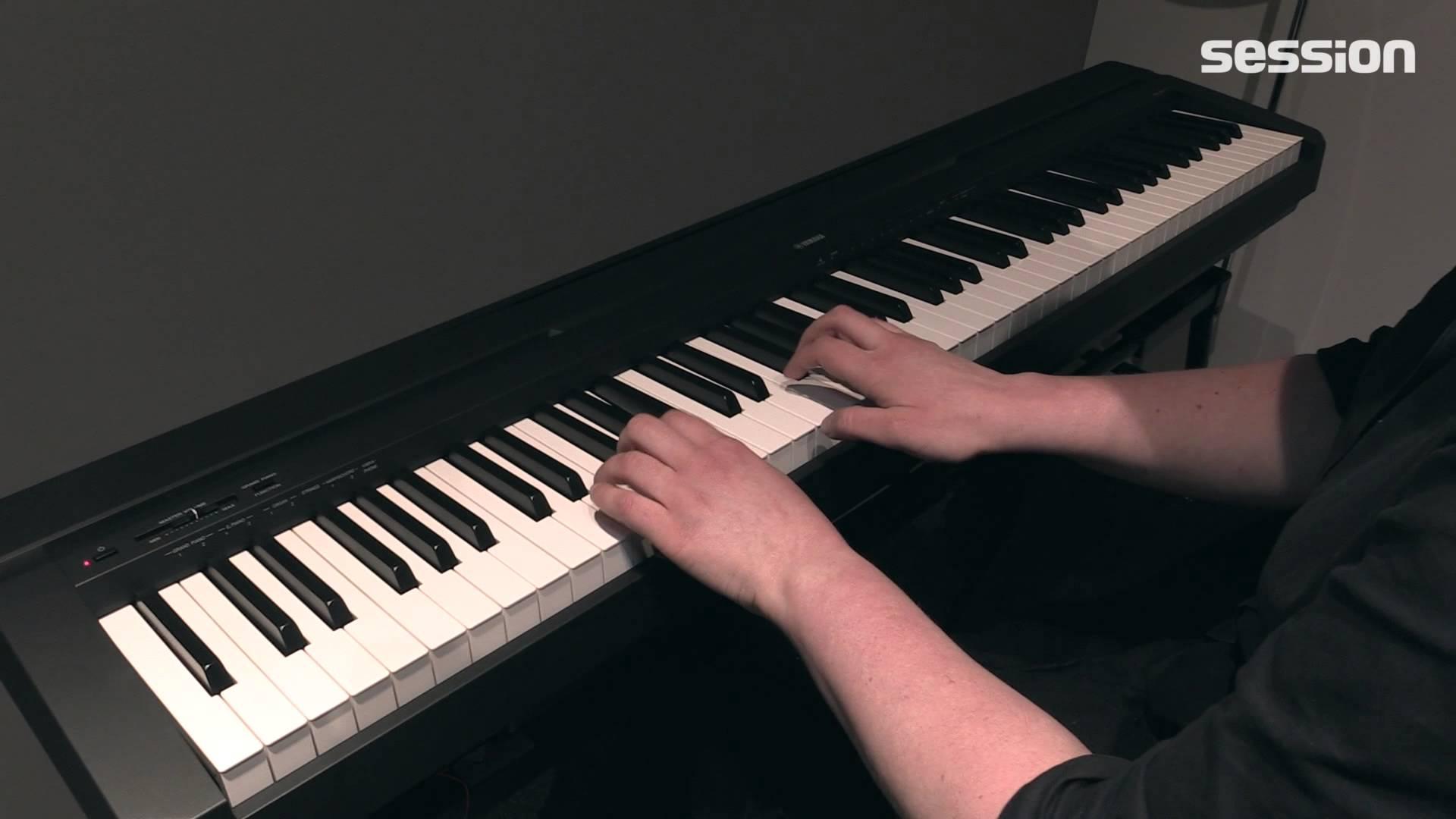 yamaha p45b digital piano reviews 2018 is it worth your money piano keyboard reviews. Black Bedroom Furniture Sets. Home Design Ideas