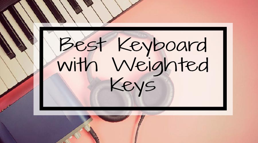Best Keyboard with Weighted Keys