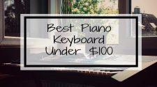 Best Piano Keyboard Under $100