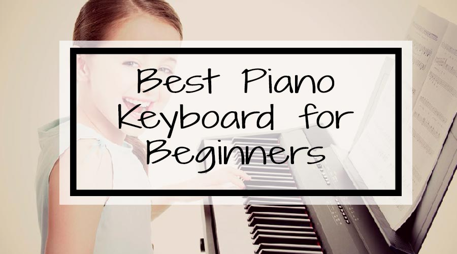 Piano Keyboard for Beginners