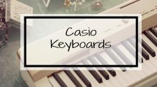 Best Casio Piano Keyboard 2018: Buyer's Guide & Reviews