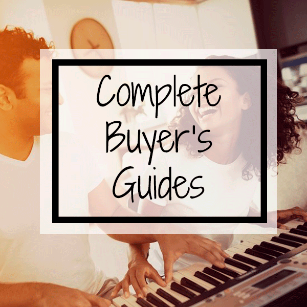 Piano Keyboards Complete Buyer's Guides