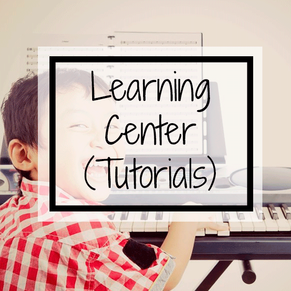 Piano Keyboard Learning Center (Tutorials)