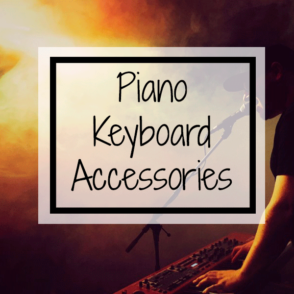 Piano Keyboard Accessories