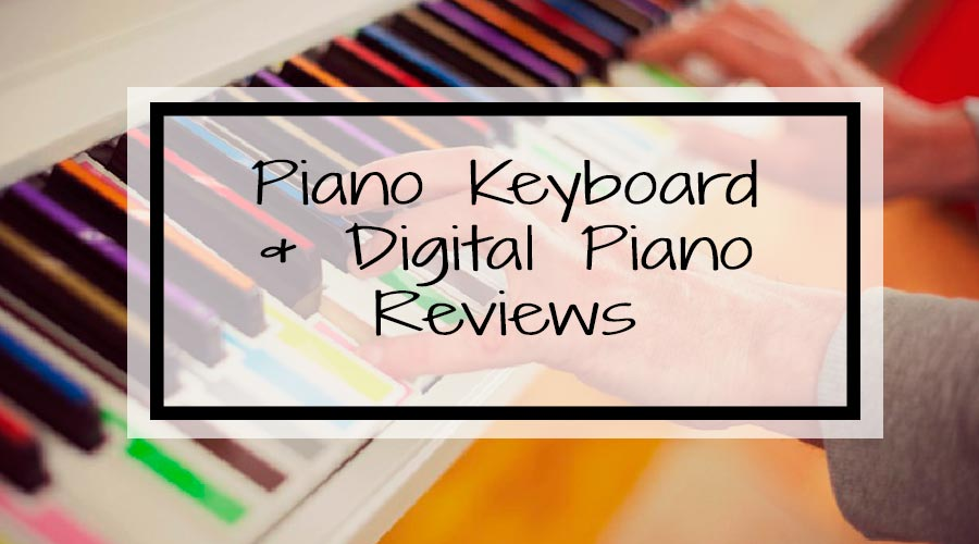Piano Keyboard & Digital Piano Reviews