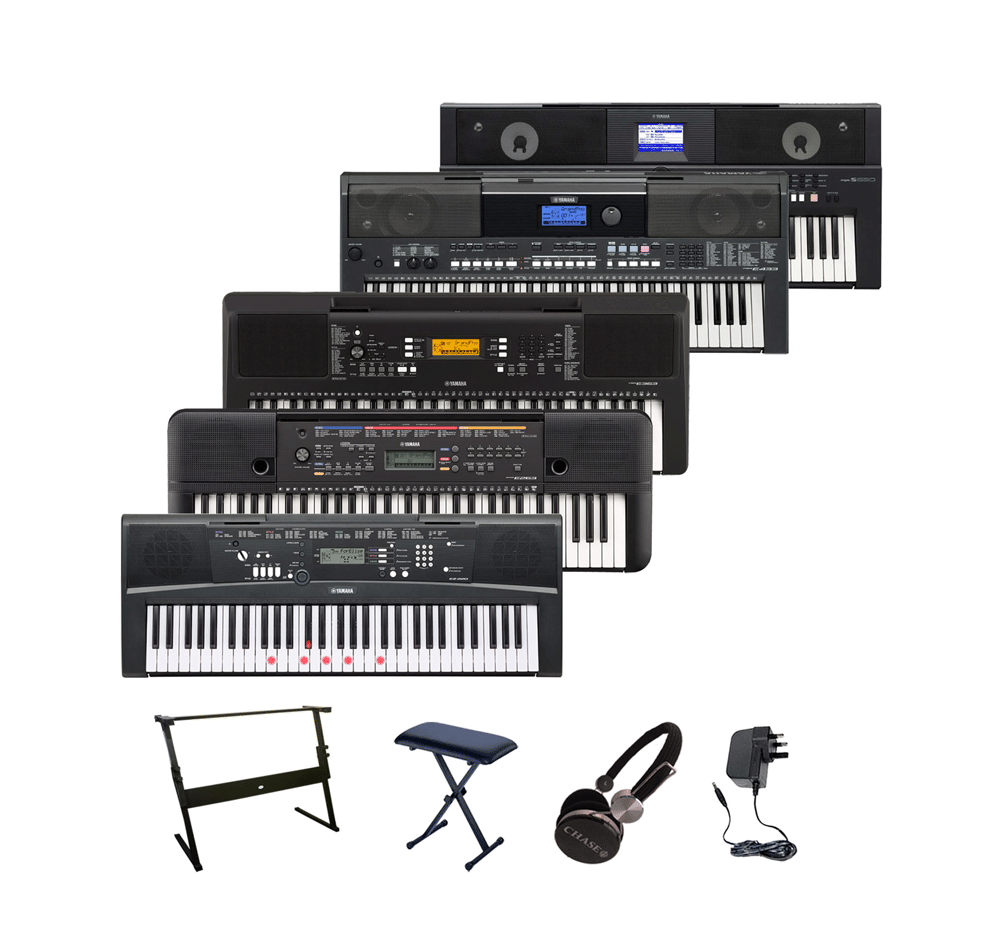 yamaha keyboard products