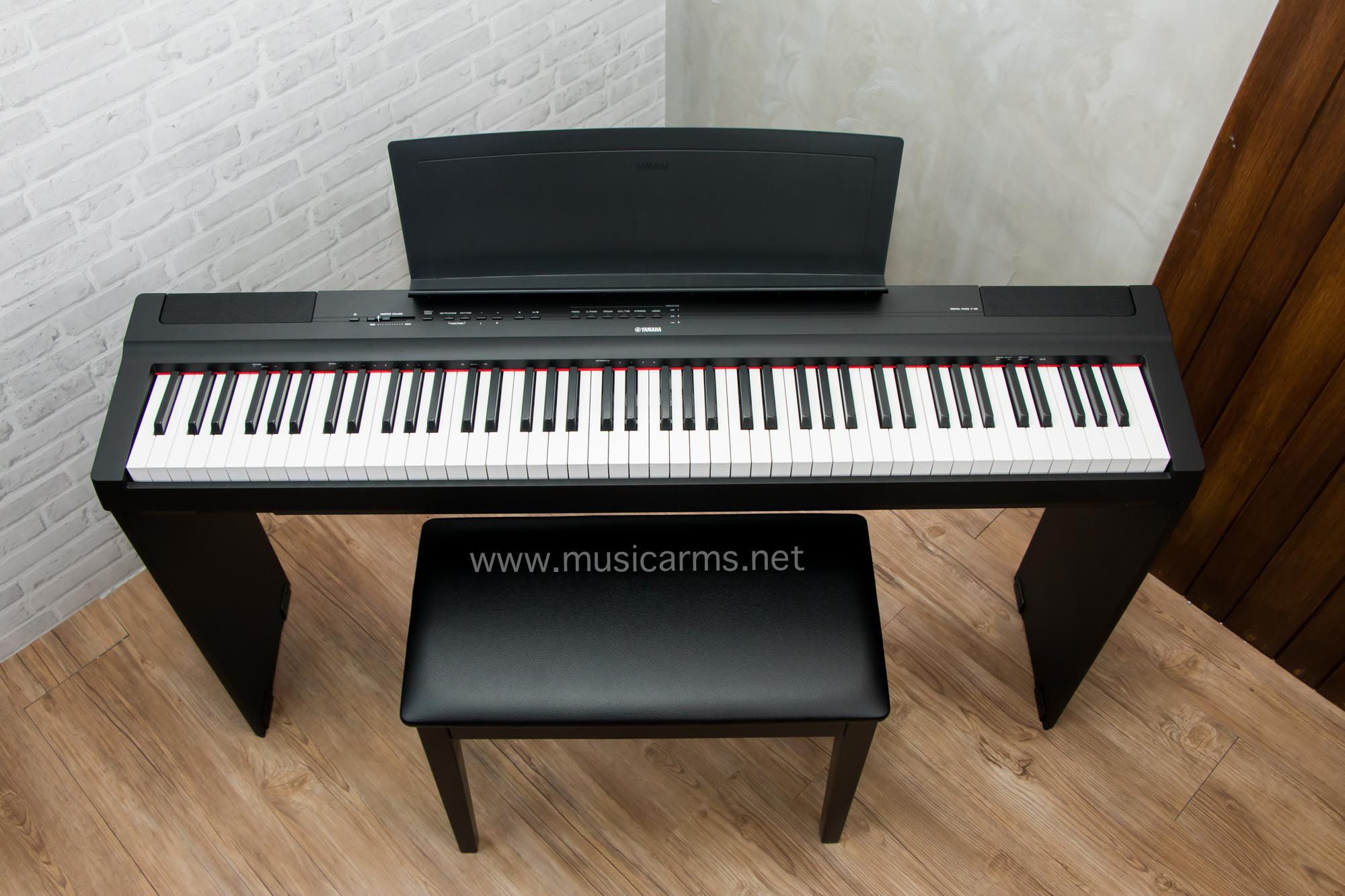 Yamaha P125 Review 2018 Specs And Features Piano