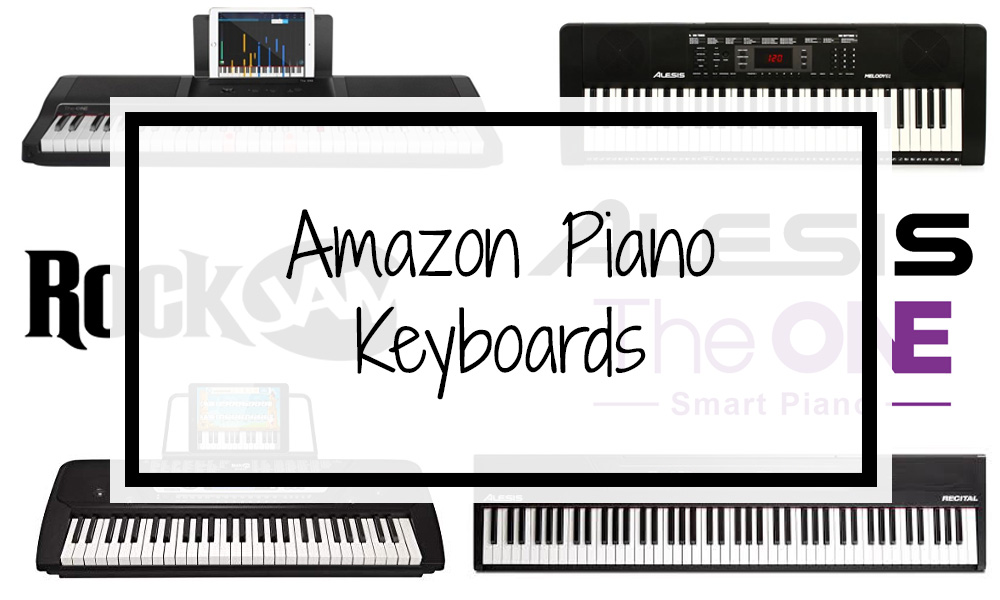 amazon piano keyboards