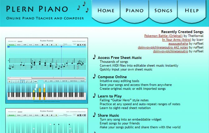 Best Way to Learn Piano: 12 Excellent Free Websites to Teach