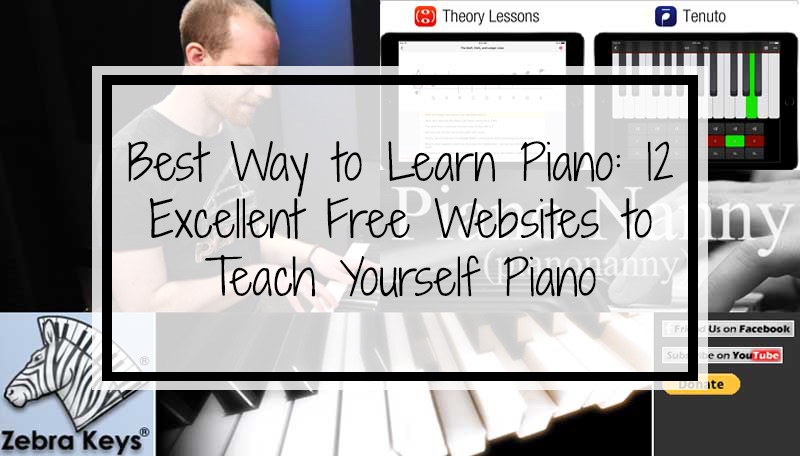 Best Way to Learn Piano