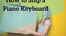 How to Ship a Piano Keyboard