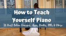 How to Tech Yourself Piano