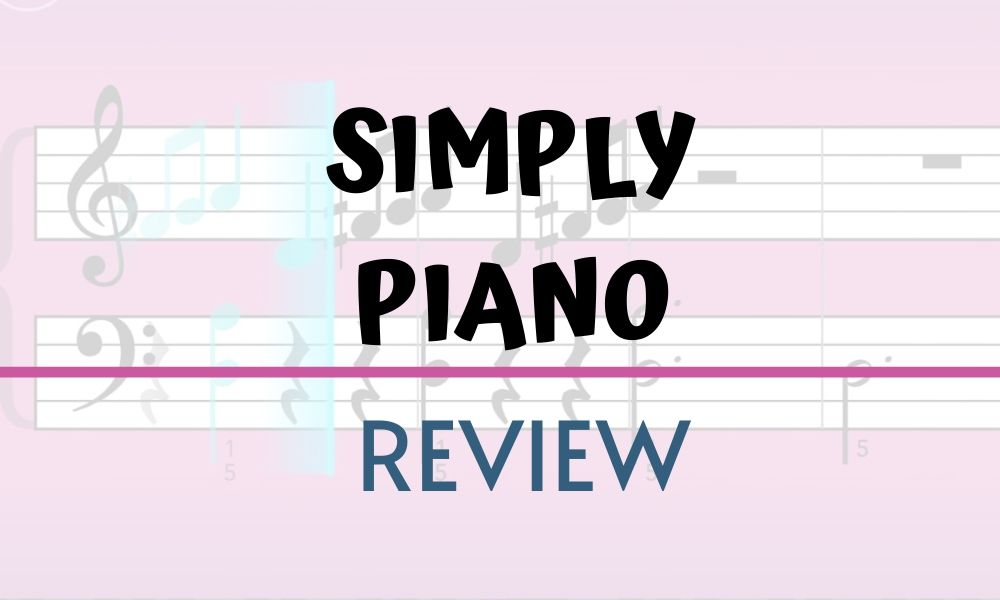 Simply Piano Review