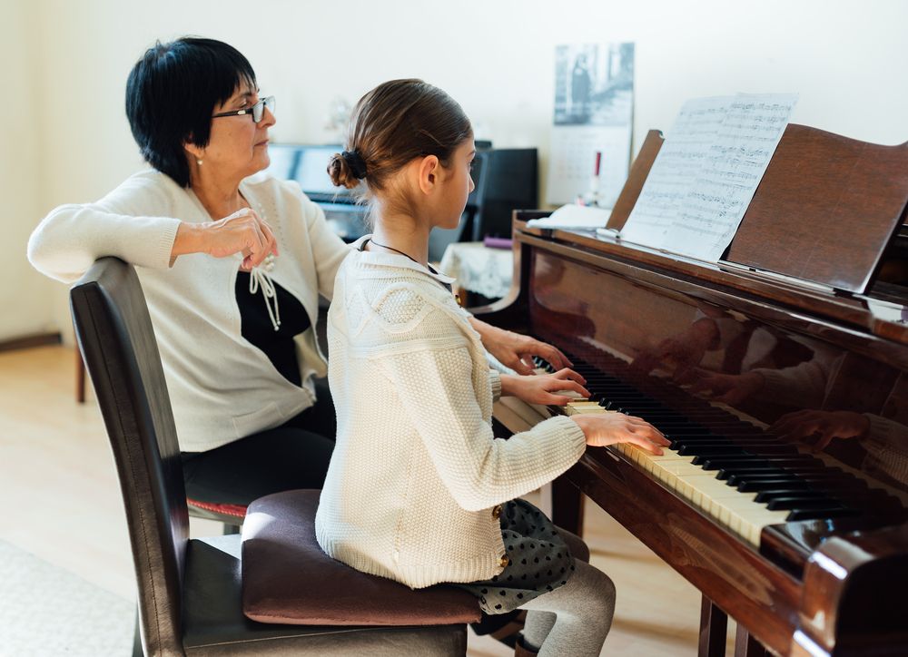 Best Piano Lessons Dallas Texas