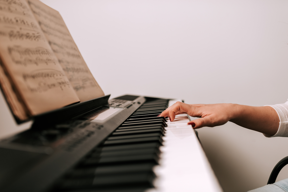 Best Piano Lessons San Jose