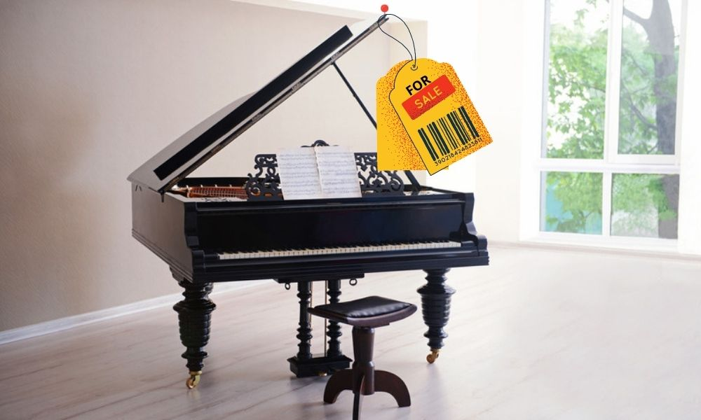 How to Sell a Piano