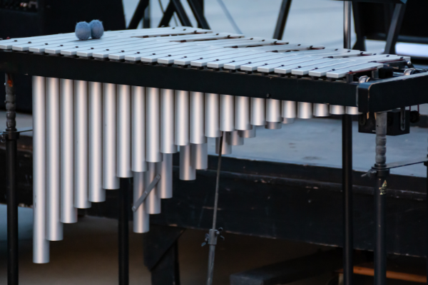 Vibraphone, one of the voices of the Yamaha  P71 Piano